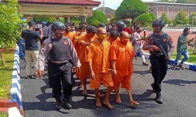 Kasus Premanisme Dominan Polisi Tetapkan 40 Tersangka